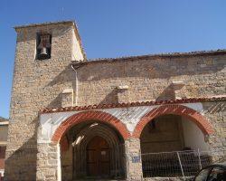 Iglesia Parroquial de San Vicente Mártir, Aranguren