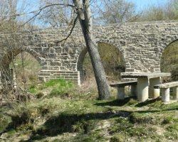 Puente sobre el río Elorz